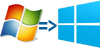 Migration informatique de ordinateur PC vers Windows 8